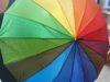 Regenbogenschirm geschenkt!